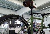 Prototyp kargo bicykla
