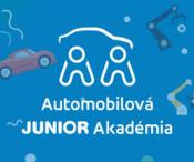 Automobilová JUNIOR Akadémia ročník 2020 - zrušená