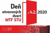 Deň otvorených dverí na MTF STU