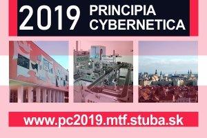 3. – 5.9.2019 Principia Cybernetica 2019 na MTF