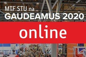 """Gaudeamus - boli sme tam """"online"""""""
